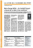 Marie George Buffet :