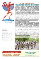 pour le Sport - Juin 2013