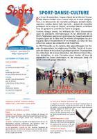 Pour le sport septembre 2012