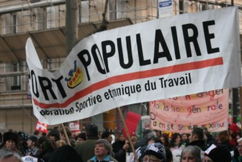 Menaces sur la convention et la subvention de la FSGT :  des élus interpellent par courrier le Ministre des sports.