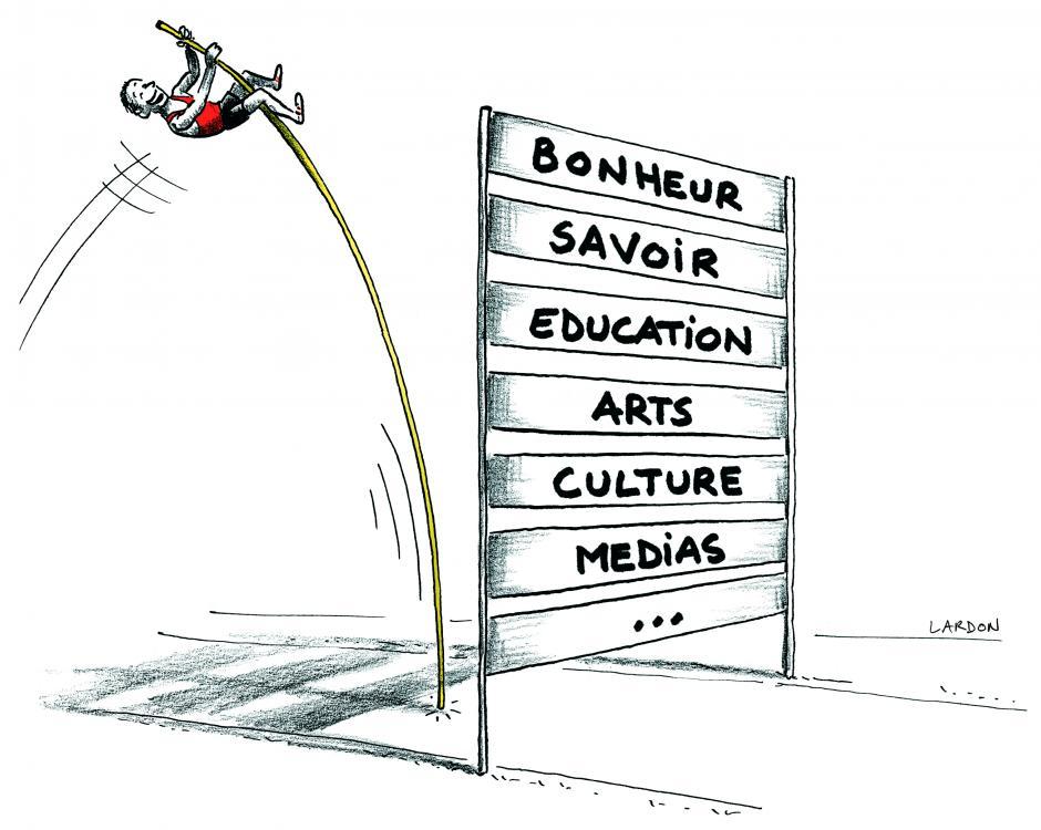 6 ruptures pour donner une nouvelle ambition au sport français