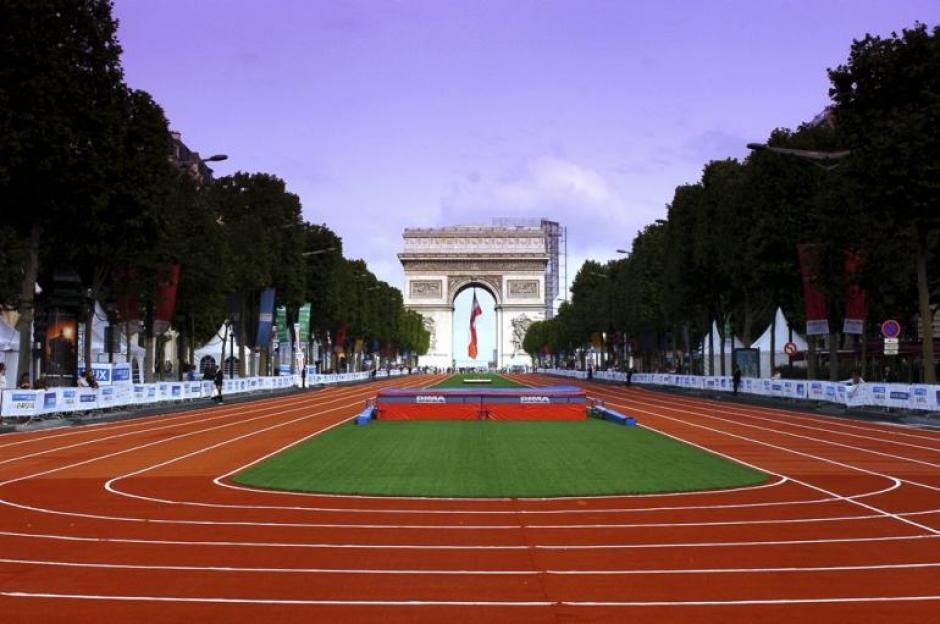 Les JO à Paris en 2024 :