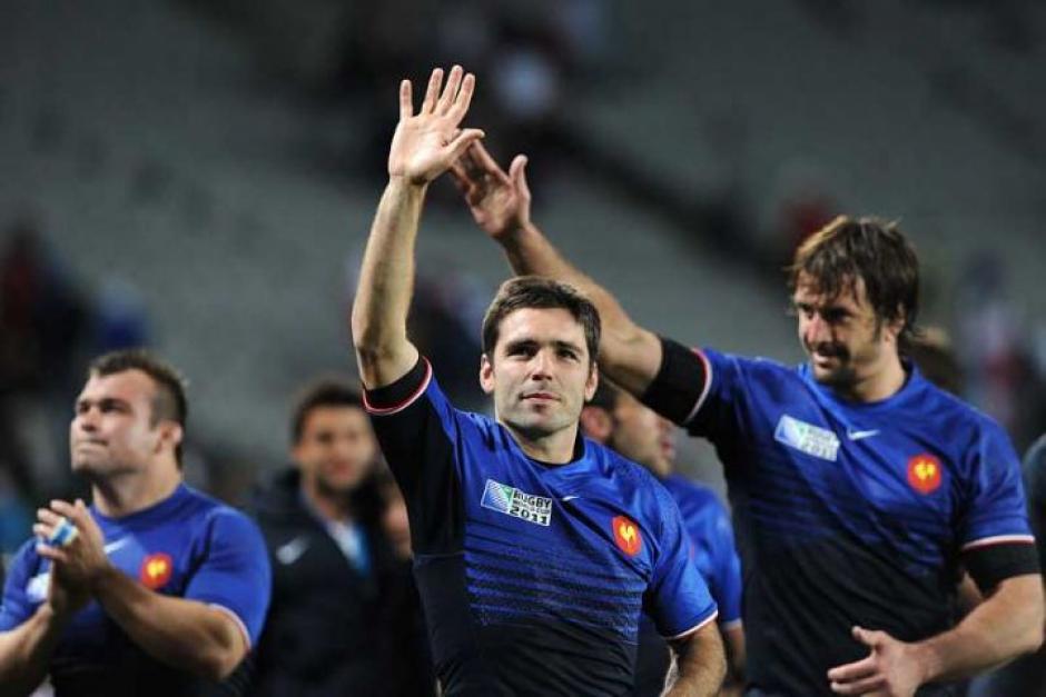 Bravo à l'équipe de France de Rugby !